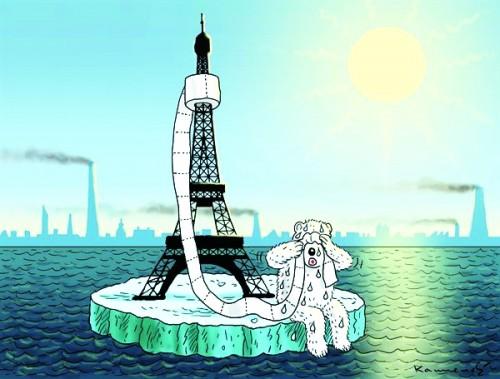 巴黎气候协定:欢欣过后是考验-青年参考