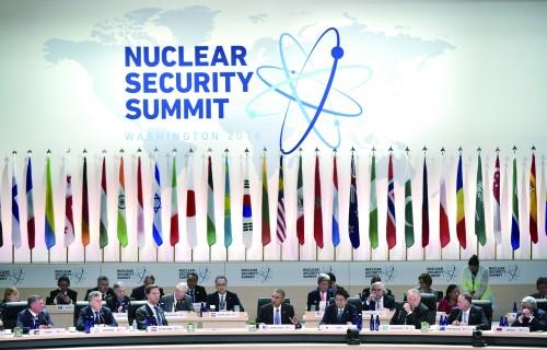 人参加2016年核安全峰会