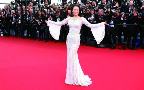 戛纳电影节,中国电影人很尴尬图片