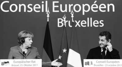 前人们普遍将拯救欧元区的希望寄托在德国等欧元区核心国家高清图片